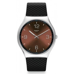 Buy Mens Swatch Watch Skin Irony Skin Ristretto SS07S107