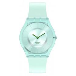 Women's Swatch Watch Skin Classic Sweet Mint SS08G100