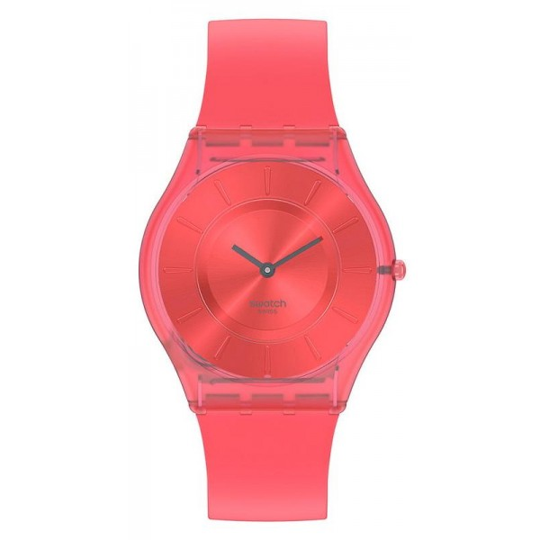 Buy Womens Swatch Watch Skin Classic Sweet Coral SS08R100
