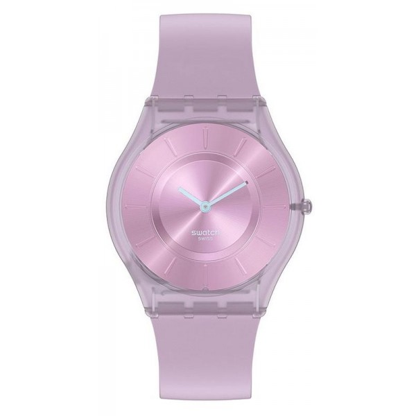 Buy Womens Swatch Watch Skin Classic Sweet Pink SS08V100