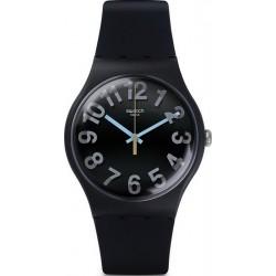 Unisex Swatch Watch New Gent Secret Numbers SUOB133