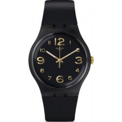 Unisex Swatch Watch New Gent Townhall SUOB138