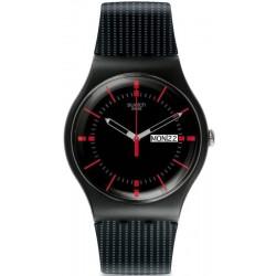 Men's Swatch Watch New Gent Gaet SUOB714