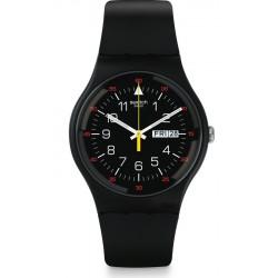 Unisex Swatch Watch New Gent Yokorace SUOB724