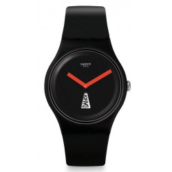 Unisex Swatch Watch New Gent Ouverture SUOB727
