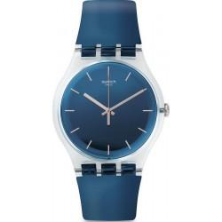 Unisex Swatch Watch New Gent Encrier SUOK126