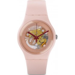 Women's Swatch Watch New Gent Shades Of Rose SUOP107
