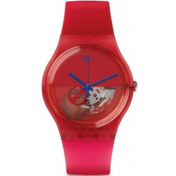Unisex Swatch Watch New Gent Dipred SUOR103