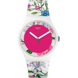 Women's Swatch Watch New Gent Fiorinella SUOW127