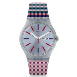 Unisex Swatch Watch New Gent Merenda SUOW709