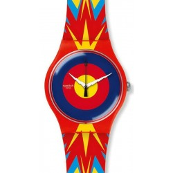 Buy Unisex Swatch JOVANOTTI Watch New Gent JOVA TIME SUOZ220