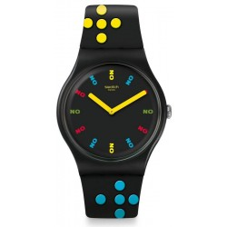 Buy Swatch Watch 007 Dr No 1962 SUOZ302