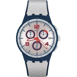 Buy Unisex Swatch Watch Chrono Plastic Humpy Bumpy SUSN411 Chronograph