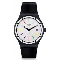 Buy Unisex Swatch Watch Sistem51 Sistem Col-Ora SUTB408 Automatic