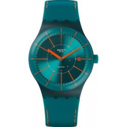 Buy Unisex Swatch Watch Sistem51 Sistem Green SUTG400 Automatic