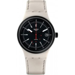 Buy Unisex Swatch Watch Sistem51 Sistem Cream SUTM400 Automatic