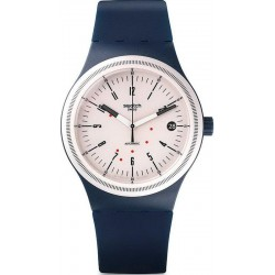 Buy Unisex Swatch Watch Sistem51 Sistem Navy SUTN400 Automatic