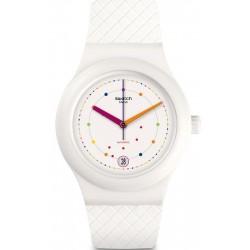 Unisex Swatch Watch Sistem51 Sistem Polka SUTW403 Automatic