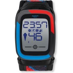 Buy Men's Swatch Watch Digital Touch Zero One Funkzero SUVB101