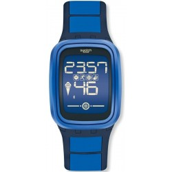 Buy Unisex Swatch Watch Digital Touch Zero One Subzero SUVN101