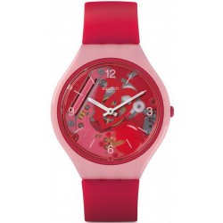 Buy Women's Swatch Watch Skin Regular Skinamour SVOP100
