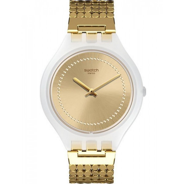 Buy Women's Swatch Watch Skin Regular Skinglance L SVOW104GA