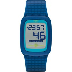 Buy Unisex Swatch Watch Digital Touch Zero Two Electrozero2 SVQN100