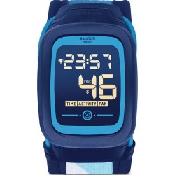 Buy Unisex Swatch Watch Digital Touch Zero Two Nossazero2 SVQN102