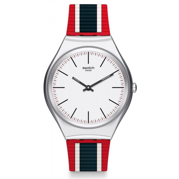 Buy Unisex Swatch Watch Skin Irony Skinflag SYXS114