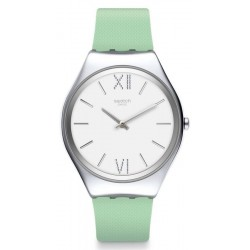Women's Swatch Watch Skin Irony Skin Aloe SYXS125