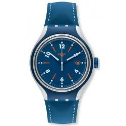 Men's Swatch Watch Irony Xlite Go Run YES4000