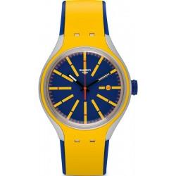 Unisex Swatch Watch Irony Xlite Stretch YES4009