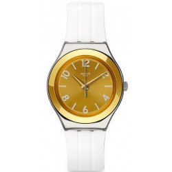 Unisex Swatch Watch Irony Big Dimenticaloro YGS130C