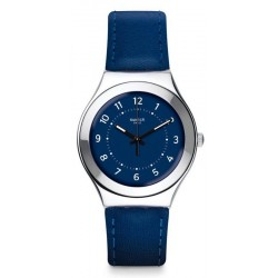 Unisex Swatch Watch Irony Big Night Twist YGS136