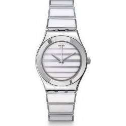 Women's Swatch Watch Irony Medium Degradee YLS185G