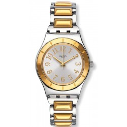 Women's Swatch Watch Irony Medium Tribute To Myself YLS192G