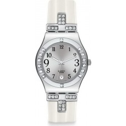 Women's Swatch Watch Irony Medium Fancy Me YLS430