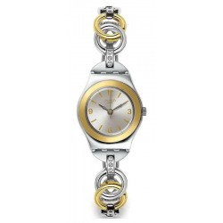 Women's Swatch Watch Irony Lady Ring Bling YSS286G