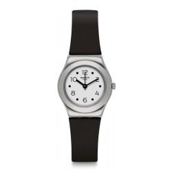 Women's Swatch Watch Irony Lady Soblack YSS315
