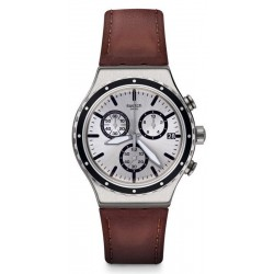 Men's Swatch Watch Irony Chrono Grandino YVS437 Chronograph