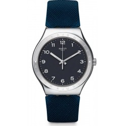 Unisex Swatch Watch Irony Big Classic Inkwell YWS102