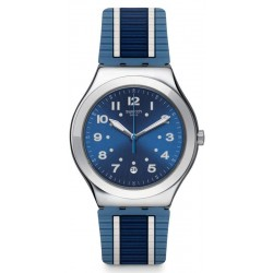 Buy Men's Swatch Watch Irony Big Classic Bluora YWS436
