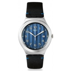 Men's Swatch Watch Irony Big Classic Côtes Blues YWS438
