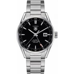 Buy Tag Heuer Aquaracer Men's Watch WAR2010.BA0723 Twin Time Automatic