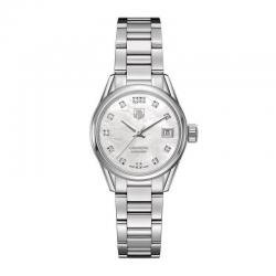 Tag Heuer Carrera Women's Watch WAR2414.BA0776 Diamonds Automatic