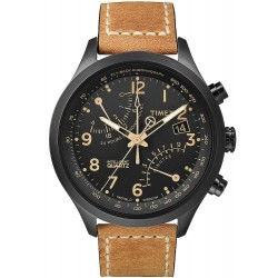 Buy Men's Timex Watch Intelligent Quartz Fly-Back Chronograph T2N700