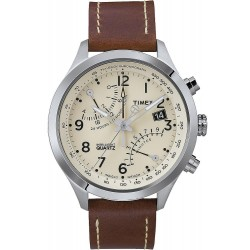 Men's Timex Watch Intelligent Quartz Fly-Back Chronograph T2N932