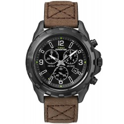 Buy Men's Timex Watch Expedition Rugged Chrono T49986 Quartz