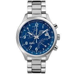 Men's Timex Watch Intelligent Quartz T Series Fly Back Chronograph TW2P60600