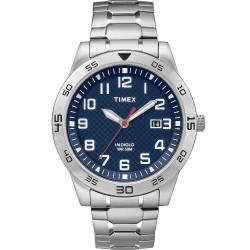 Buy Men's Timex Watch Classic Main Street TW2P61500 Quartz